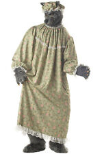 Big Bad Wolf - Wolf Granny Adult Costume