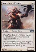 MTG Magic:Playset (4x) War Priest of Thune Pretre de guerre de Thiune Magic 2011