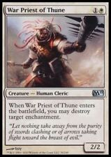 MTG Magic:Playset(4x) War Priest of Thune(Prêtre de guerre de Thiune) Magic 2011