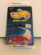 #18 Mercedes 540K 3911 * RED * 1986 Malaysia * Vintage Hot Wheels * A17