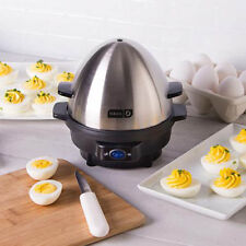 Dash Kitchen 7-Egg Rapid Egg Cooker (  black )