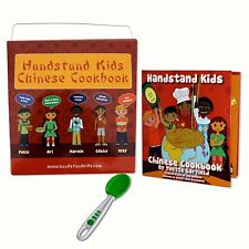 Handstand Kids - Chinese Cookbook Kit - Packaged In A Large Takeout Box