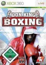 Don King Boxing - Boxen für Xbox 360 Neu/Ovp