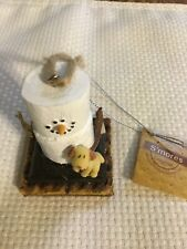 S'mores with Friendly Puppy Dog Ornament, by Midwest Cbk Hallmark 2009