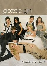 """""""GOSSIP GIRL SAISON 2""""   COFFRET 6 DVD        NEUF SOUS BLISTER"""