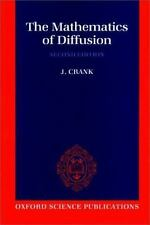 The Mathematics of Diffusion (Oxford Science Publications), Crank, John, New Boo