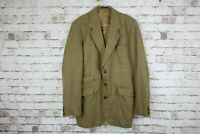 Orvis Pure New Wool Blazer Size 40 No.Y965 26/2