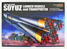 Good Smile Soyuz Rocket & Transport Train 1/150 Plastic Model Kit