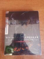 Batman v Superman Dawn of Justice mondo steelbook bluray limited edition