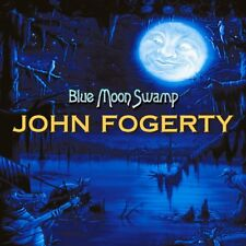 JOHN FOGERTY - BLUE MOON SWAMP LIMITED  EDITION BLUE VINYL  VINYL LP NEU