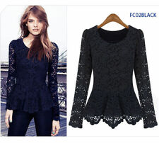 Unbranded Lace Tops & Blouses for Women