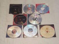 Van Halen Music CD Lot Best Of 1984 Diver Down Women and Children First Balance