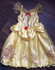 Rubies Disney Girls Belle Beauty & The Beast Costume Age 3-4 Years Never Worn