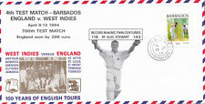 (38870) Barbados Cover Cricket England v West Indies Test Match 1994