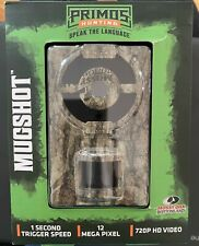 Primos MugShot 65064 No Glow Trail Camera 12MP New in Box Mug Shot