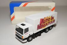 ± LION CAR DAF 75 TRUCK AUTO IN MINIATUUR NAMAC NEAR MINT BOXED