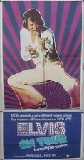 "Elvis Presley Original USA/MGM ""Elvis on Tour"" 41 x 81 3-Sheet Poster 1972 Mint"