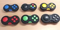 Fidget Pad Game Control - Hand Puzzle, Relieve Stress Tension and Ease ADHD