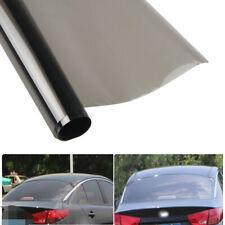Roll Window Mirror Chrome Black Tint Film Car SUV Home Office Glass 50 x 300cm