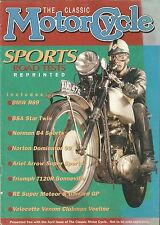 ROAD TESTS  BSA Triumph BMW  Velocette Ariel Norton  Royal Enfield Super Meteor