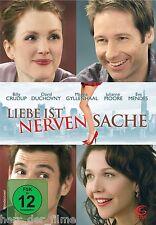 LIEBE IST NERVENSACHE (Eva Mendes, David Duchovny) OVP