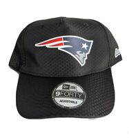 New England Patriots New Era 9FIFTY NFL Adjustable Snapback Hat Cap Black