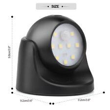 Proxima1 Motion Sensor Security Light LED Light Indoor/Outdoor 360° Night Light