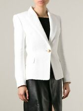 **BALMAIN** Single Breasted Jacquard Blazer Jacket **REDUCED IN PRICE**