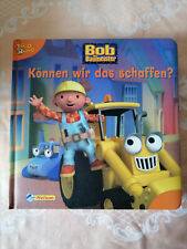 Kinderbuch: Bob der Baumeister - Können wir das schaffen?