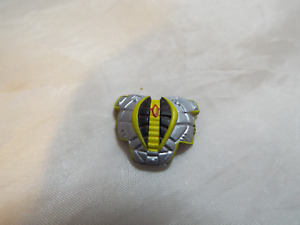 G.I.JOE, ACTION FORCE FIGURE COBRA B.A.T. II V3.2 (V12) FROM 2004 CHEST PLATE