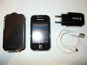 Smartphone Samsung Galaxy Young GT-S5360 - Silver - Désimlocker + TF 2Go