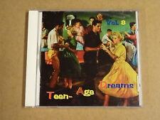 POPCORN CD / TEEN-AGE DREAMS - VOL 8