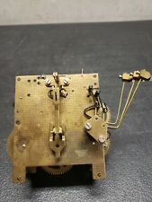 Vintage New England Clock Co. Movement Made in Germany for Parts #5