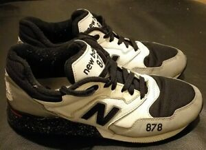 New Balance 878 Abzorb Trainers - ML878SY - Size 8 - Rare Reflective