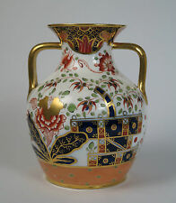 LARGE COPELAND SPODE China IMARI Vase PATTERN 5942 C1900