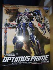 Takara Tomy Transformers Dual Model Kit DMK 03 AOE Optimus Prime Original New