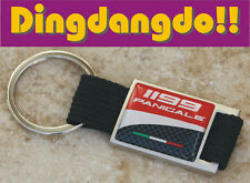 1199 Panigale Keyring Key Ring Fob Black and Alloy Gift fit for Ducati