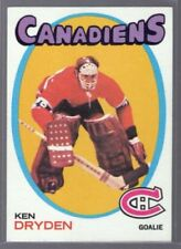 Carte collezionabili hockey su ghiaccio 1971 originale