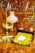 Write Stuff : Collector's Guide to Inkwells, Fountain Pens and Desk Accessories