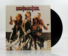Destructor Maximum Destruction [Skull Smashing Edition] Vinyl LP Agent Steel