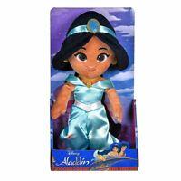 "Disney Aladdin Movie Princess Jasmine Plush Soft Toy - 10"" Boxed Posh Paws"
