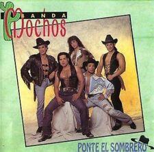Banda Mochos Ponte El Sombrero CD New Nuevo Sealed