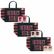 Victoria's Secret Perfume 2 Conjunto de presente 1 Fl Oz Bling Tote Bag Edp Spray Vs Novo