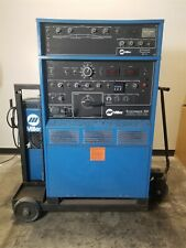 Miller Syncrowave 350 Constant Current Cc Acdc Arc Welding Power Source With Cart