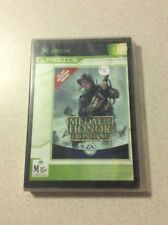 Medal Of Honour Frontline Original Xbox Console Game OXB PAL