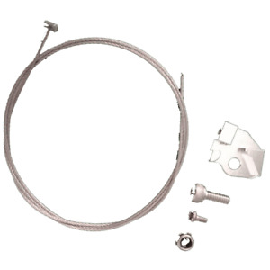 Handbrake Lever Release Hand Brake Cable Kit For 06-15 Ford S-Max MK1 Galaxy MK3