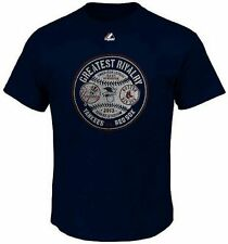 Boston Red Sox vs New York Yankees Greatest Rivalry Tee Shirt Adult Size M