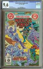 WORLD'S FINEST COMICS #272 CGC 9.6 WHITE PAGES