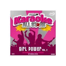 Zoom Karaoke ZAS003 All Stars 3 Girl Power2