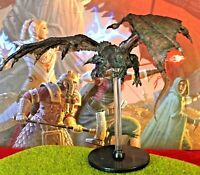 Black Shadow Dragon D&D Miniature Dungeons Dragons Tyranny undead adult large Z